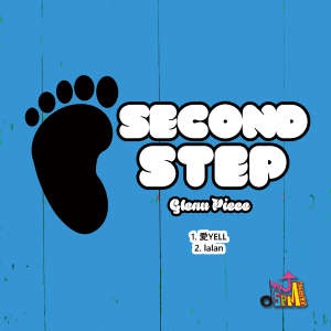 Second Step_CD(120x120_omote)